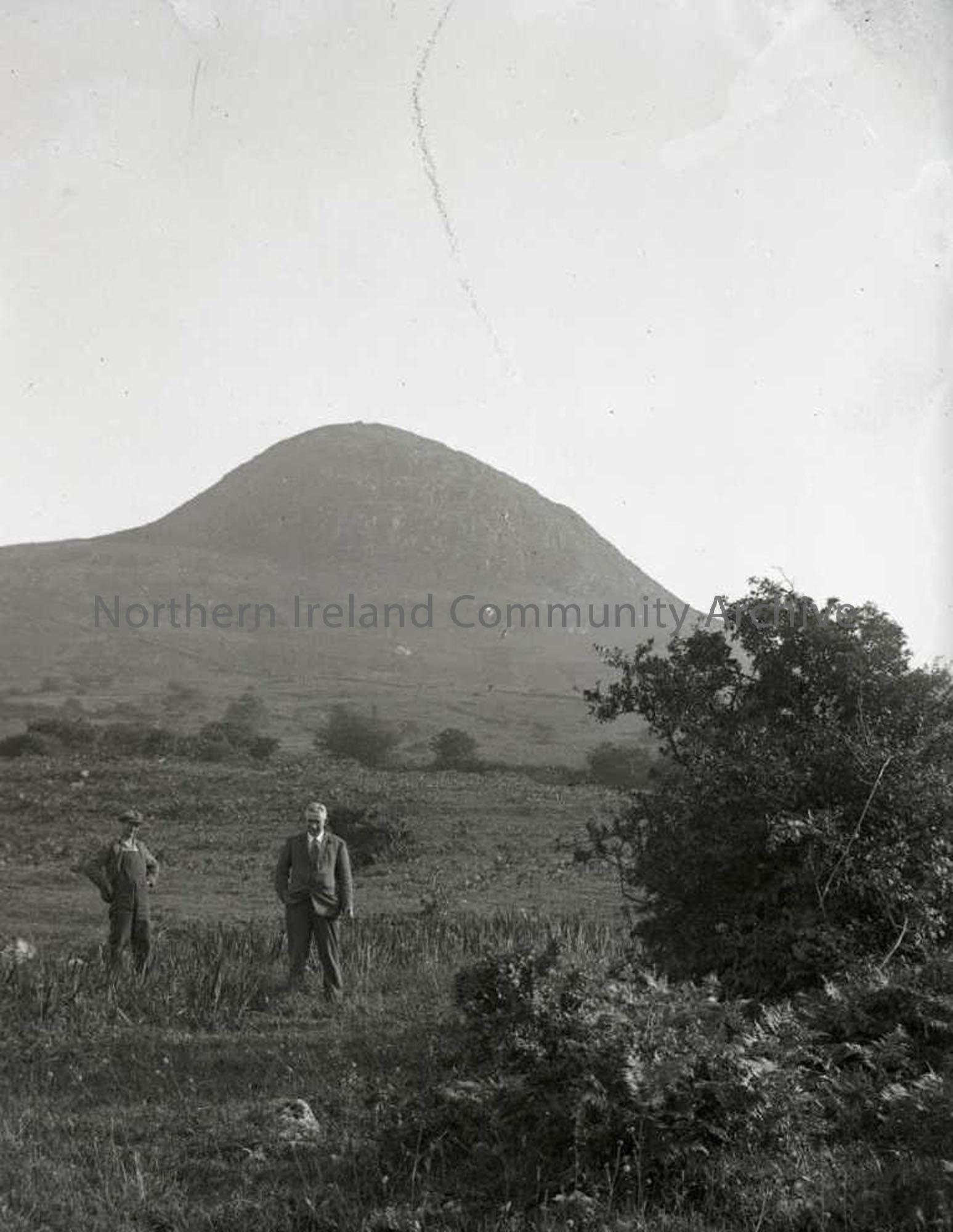 Slemish (as titled by Sam Henry)