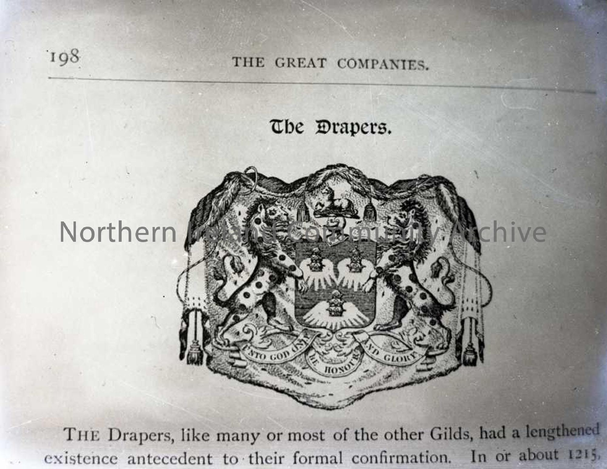 Drapers Arms as titled by Sam Henry