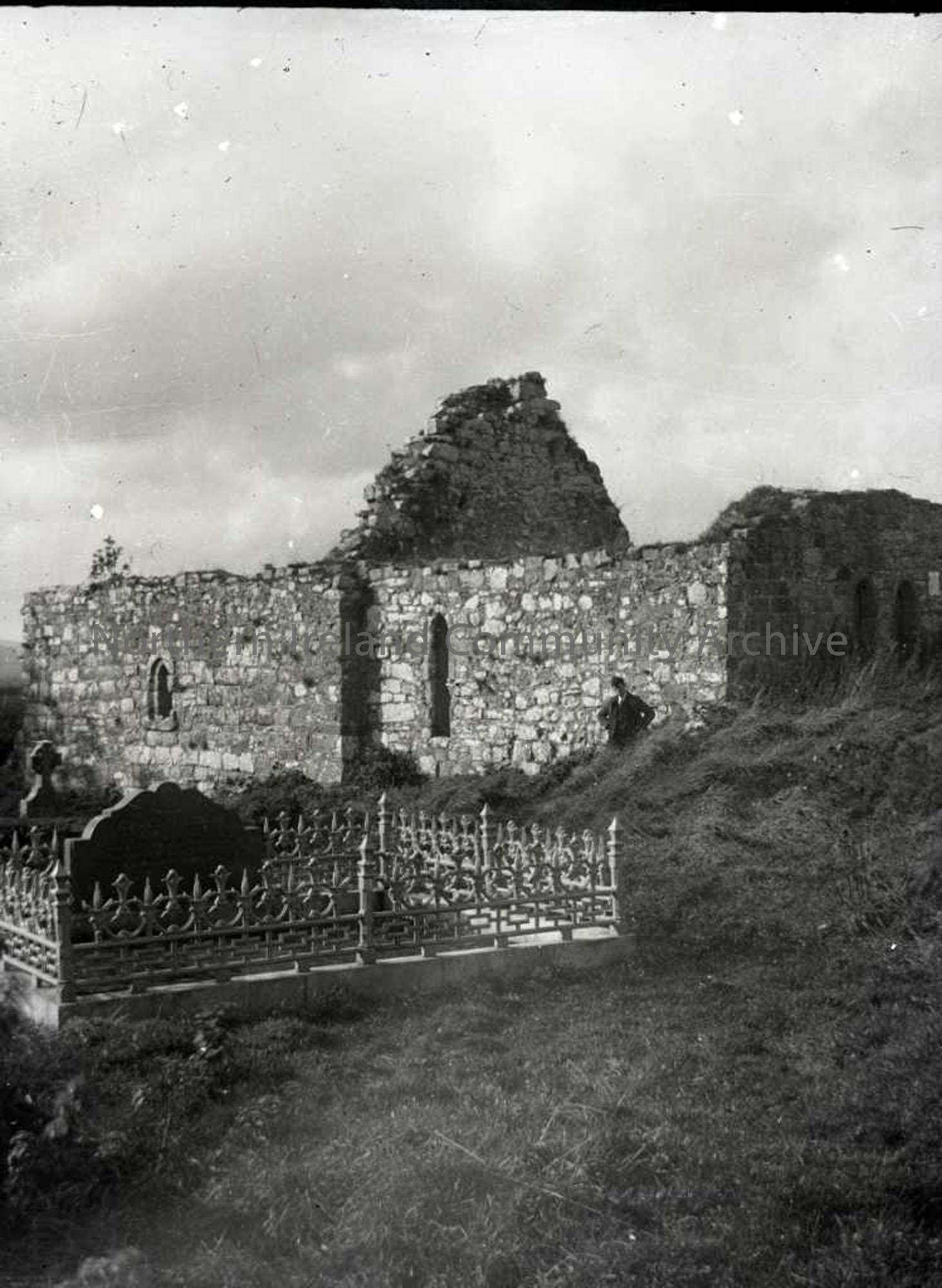 Dungiven Priory (as titled by Sam Henry)