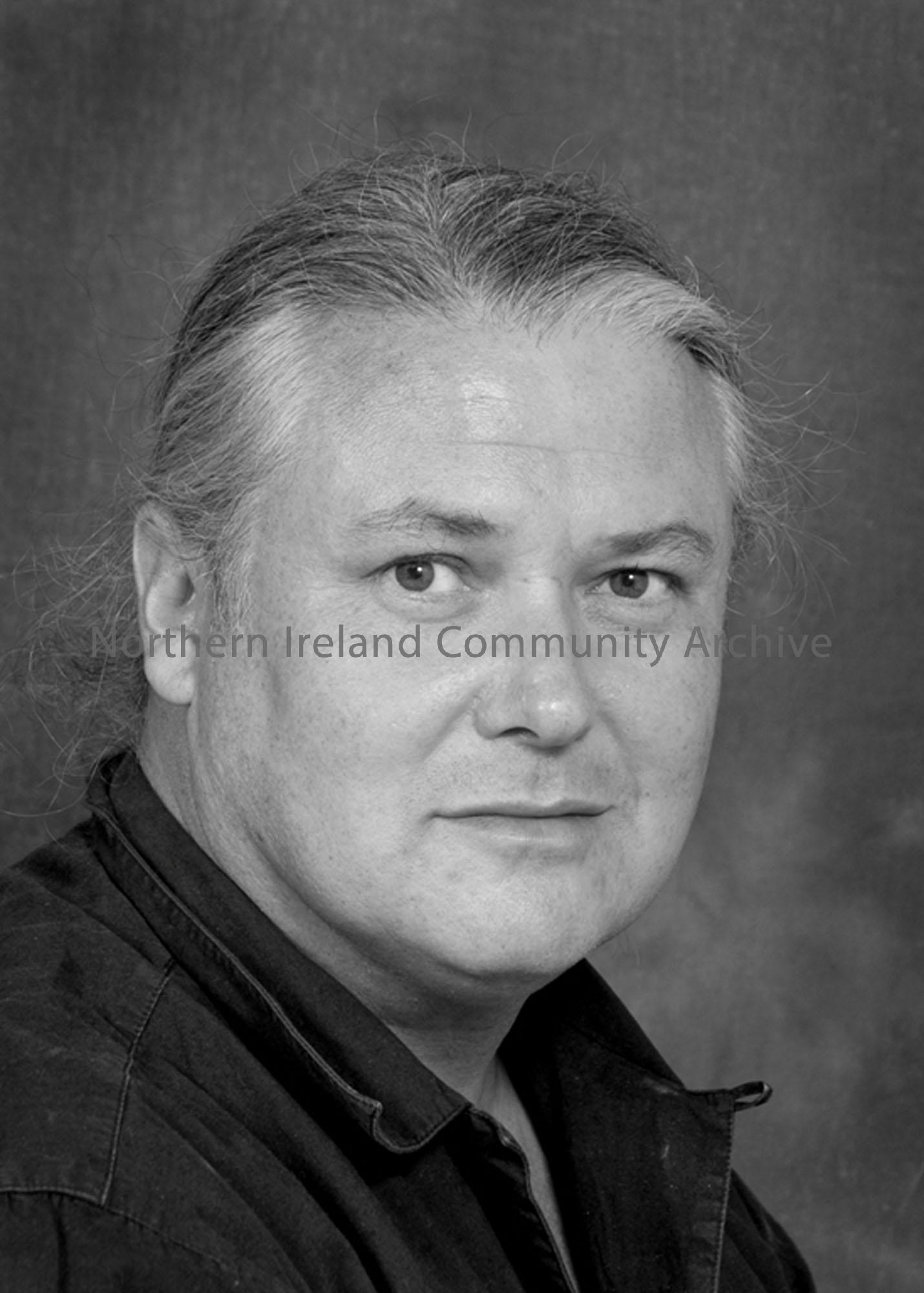 Portrait of Conleth Hill, Ballycastle