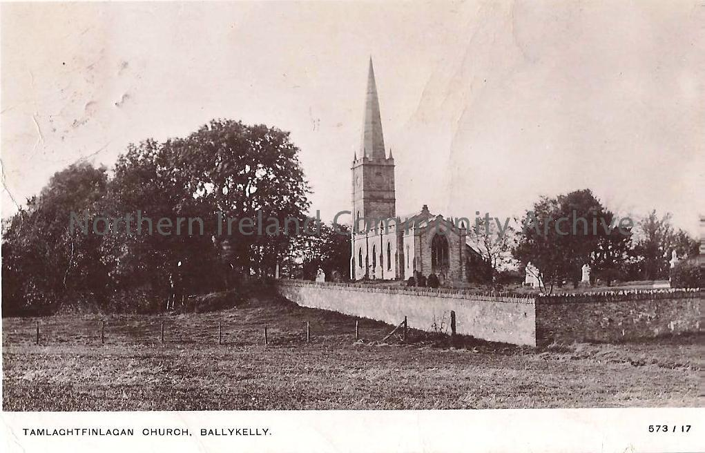 Tamlaghtfinlagan Church, Ballykelly