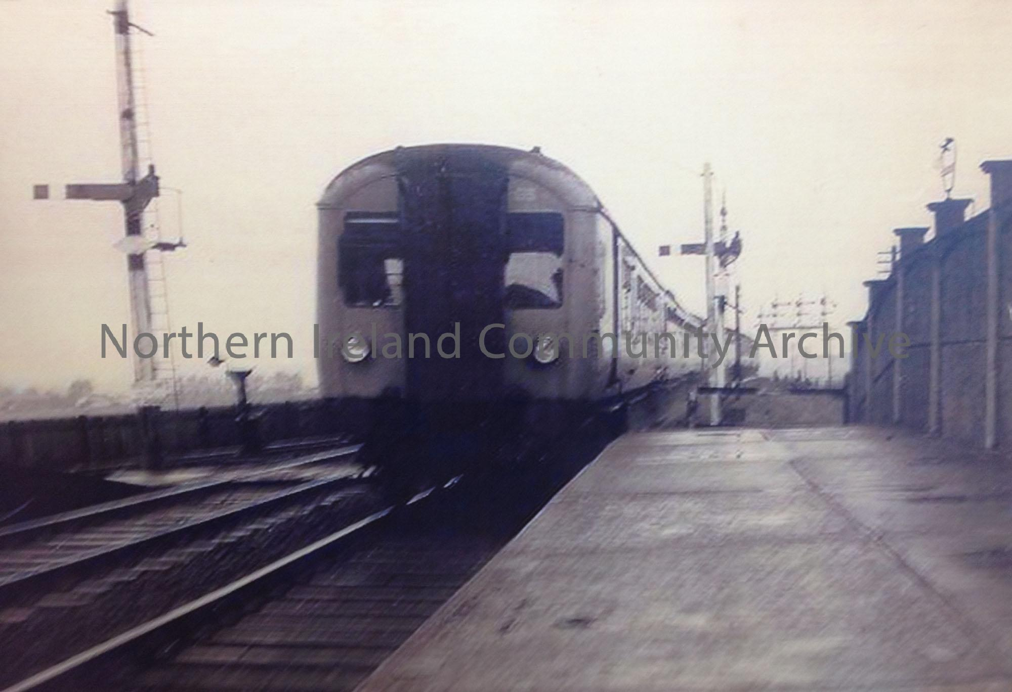 'Broighter Junction' 'Late 1960's'