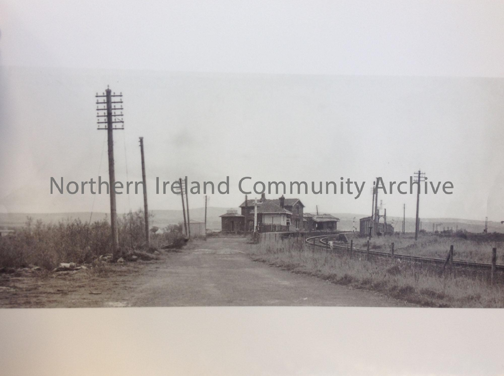 'Broighter Junction' 'Early 1990's'