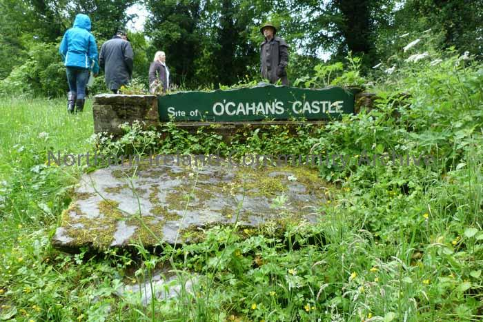 O'Cahan's Roe Valley Castle Site