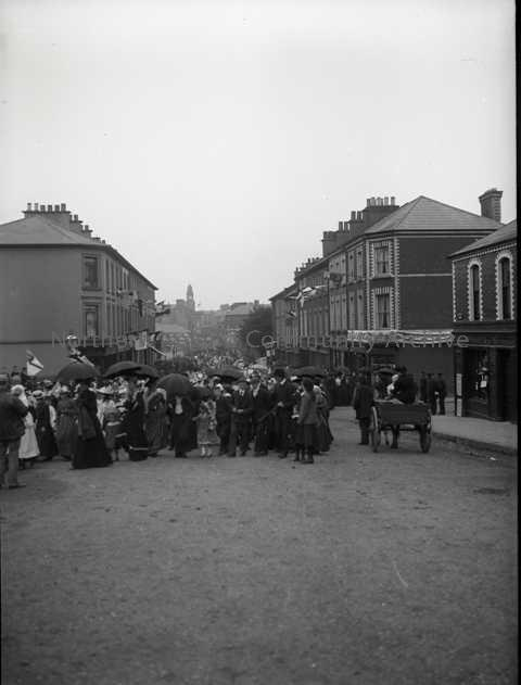 Parade in Coleraine (2383)