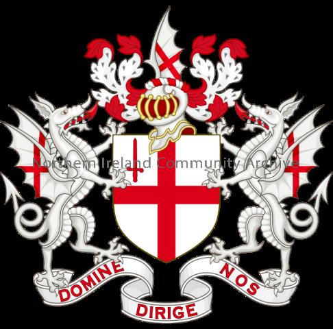 The Honourable The Irish Society Crest