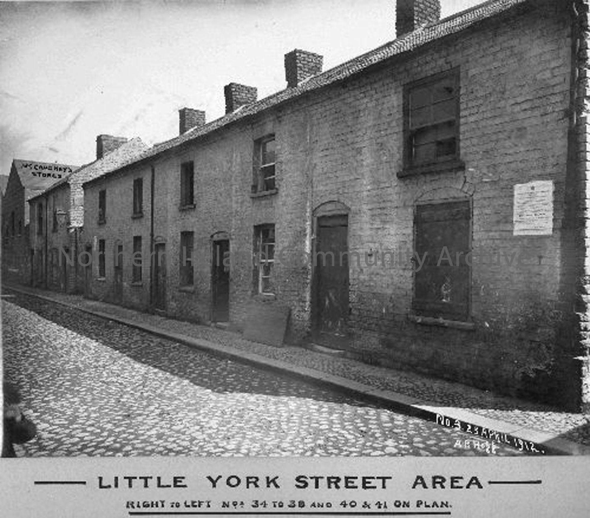 Little York Street Area (2330)