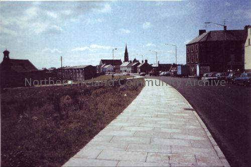 Castle Street, Ballymoney, late 1970s (2714)