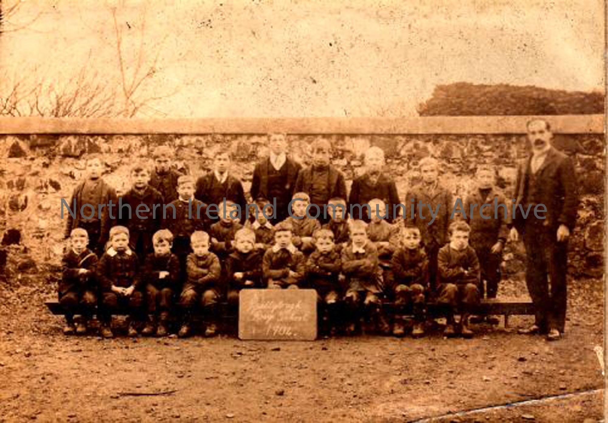 Ballylough Boys School 1904 (6789)