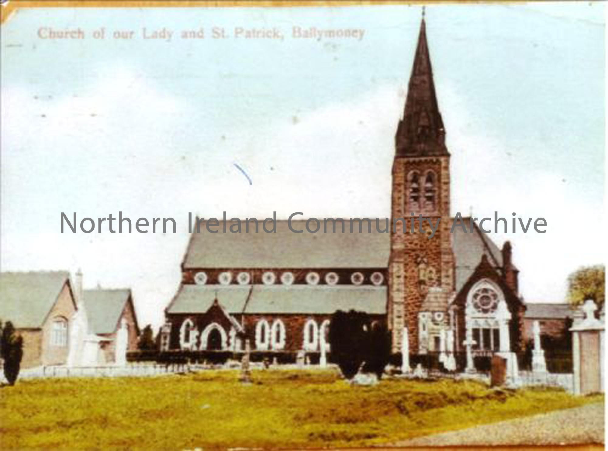 Church of Our Lady and St Patrick, Castle Street, Ballymoney (2664)