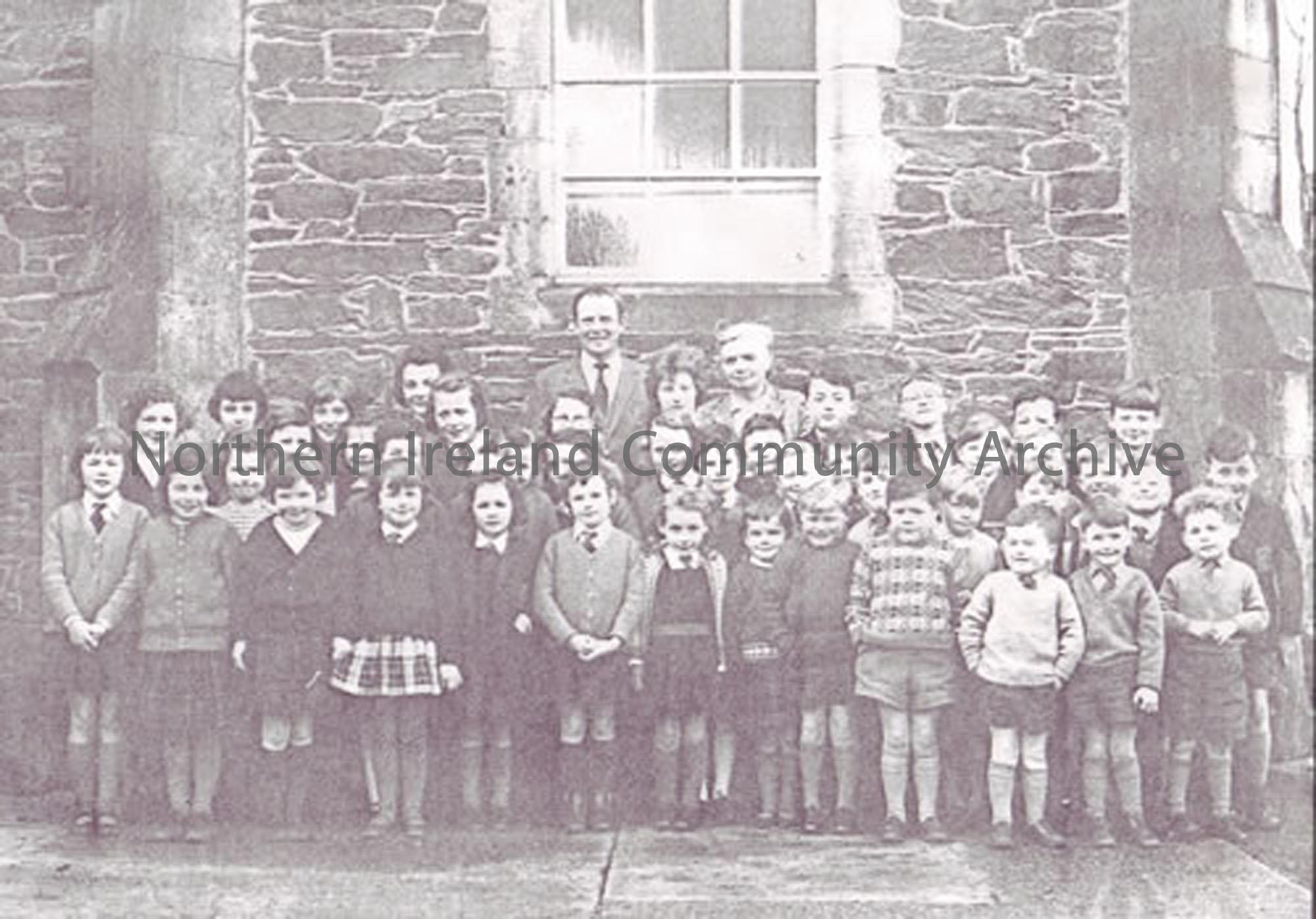 Largy Primary School, 1960s (2025)