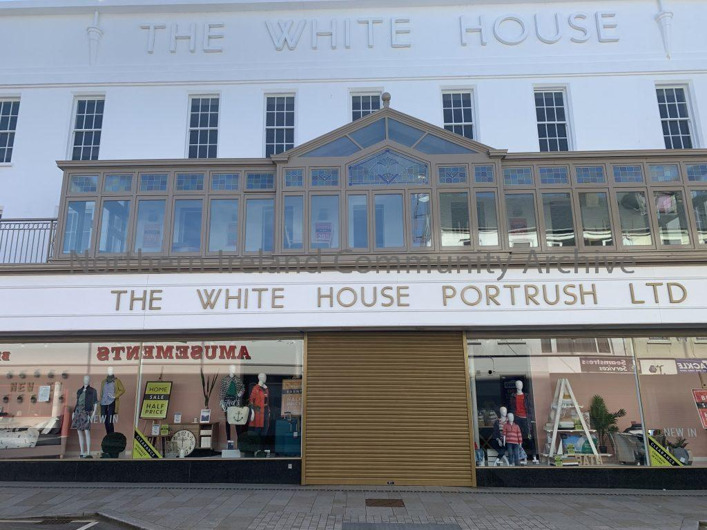 Portrush – The White House