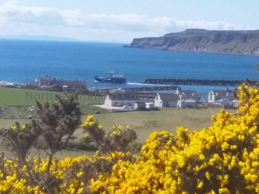 Rathlin during a sunny April with no tourists