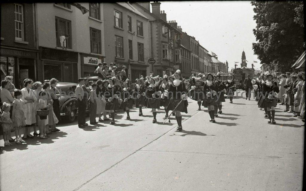 Coleraine Festival June 1957