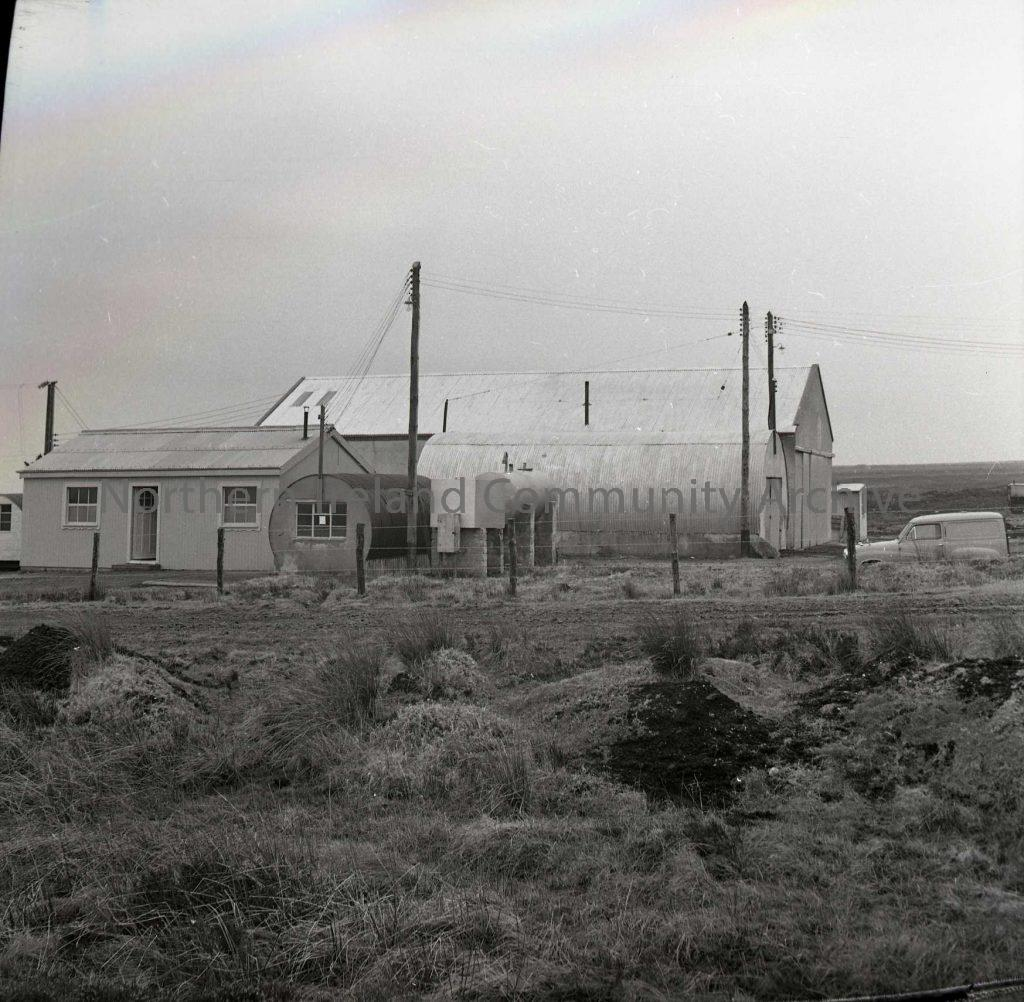 Dungiven Peat Factory