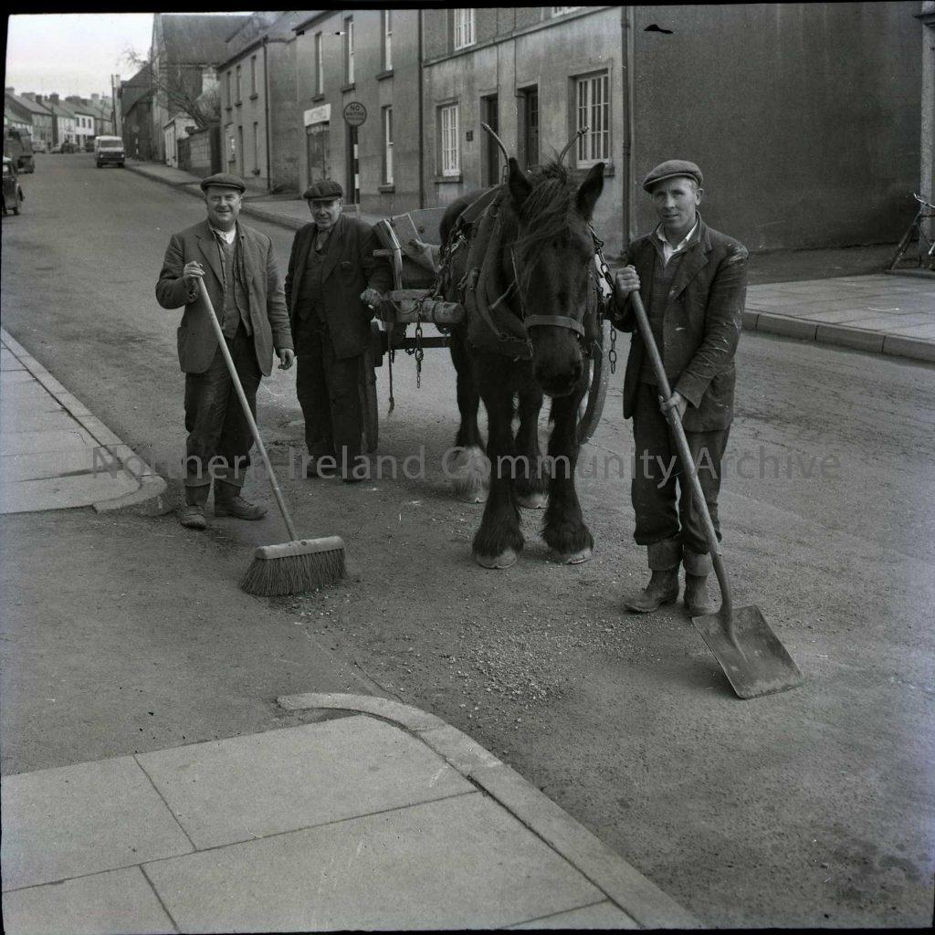 Dungiven's faithful Nellie, 1963