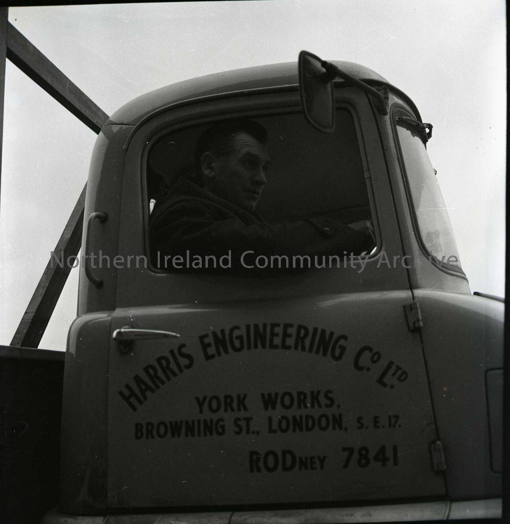 'Man and his job' Harris Engineering, 1963